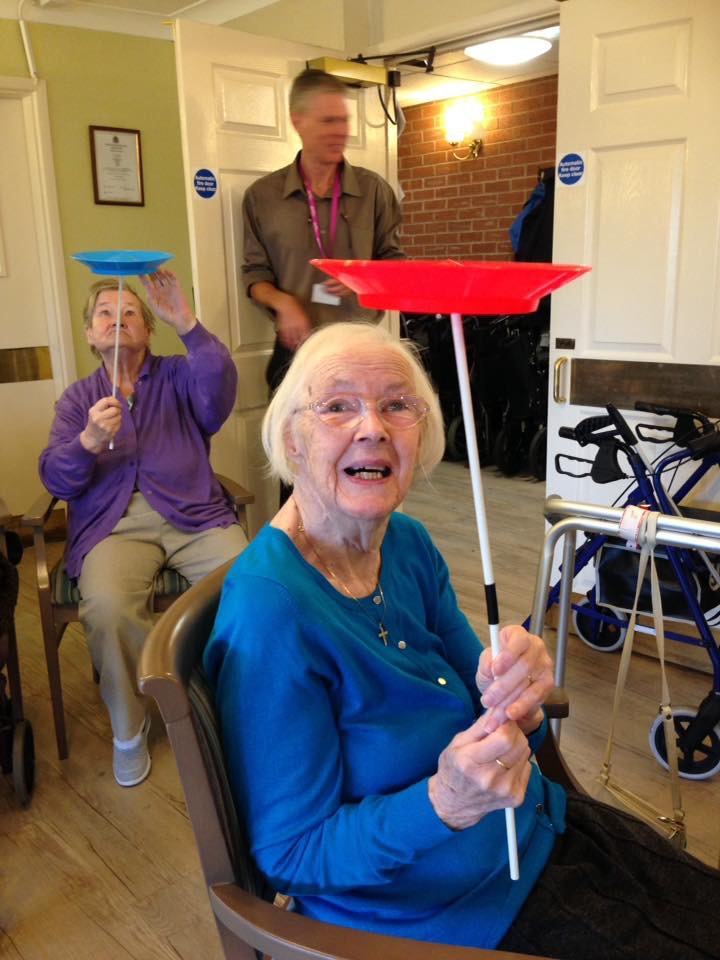 Care Homes Activities