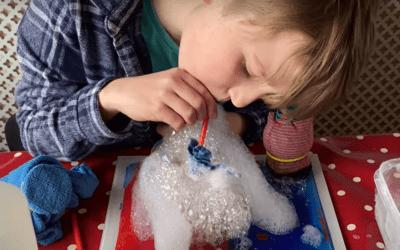 Make Bubble Foamers