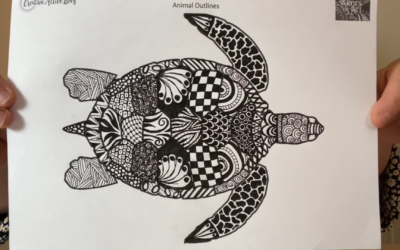 Mindful Doodling – The Art of Zentangling